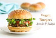 Photo of Vegan Veggie Burgers Guide with 25 Brands and 25 Recipes