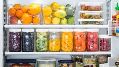 Photo of 5 Tips For Organizing Your Refrigerator