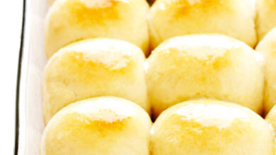 Photo of 1-Hour Soft and Buttery Dinner Rolls