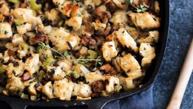 Photo of Chicken Sausage and Herb Stuffing