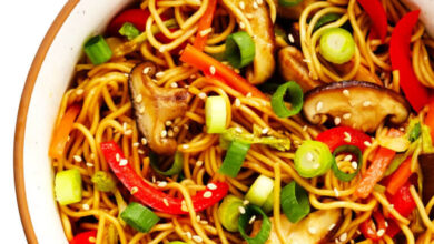 Photo of Awesome Chow Mein   Gimme Some Oven