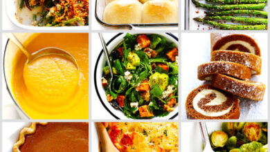 Photo of Thanksgiving Recipes You Can Totally Count On