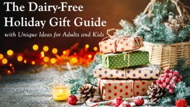 Photo of The Dairy-Free Gift Guide with Unique Ideas for Adults and Kids