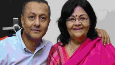 Photo of Ahead of Tarla Dalal's death anniversary on November 6, her son Sanjay remembers his mother's rich legacy