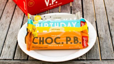 Photo of Good! Protein Bars Reviews & Info (Plant-Based & Gluten-Free)