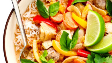Photo of Thai Chicken Curry | Gimme Some Oven