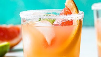 Photo of Zero-Proof Jalapeño Paloma (Mocktail) – Skinnytaste