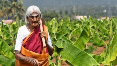 Photo of Padma Shri at 105, meet the Coimbatore grandma who is giving a leg up to organic farming