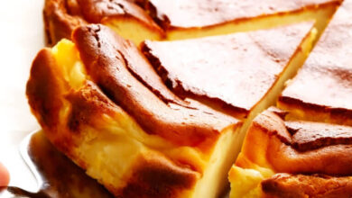 Photo of Basque Cheesecake (Tarta de Queso)