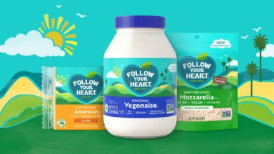 Photo of Danone Buys Follow Your Heart, Aims for €5 Billion in Plant-Based Sales