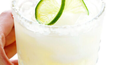 Photo of The BEST Margarita Recipe! | Gimme Some Oven