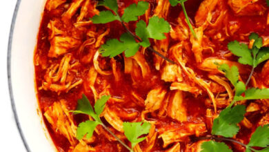 Photo of Chicken Tinga | Gimme Some Oven