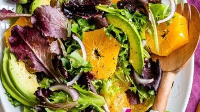 Photo of Navel Orange Salad with Avocado