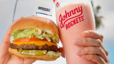 Photo of Johnny Rockets Dairy-Free Menu Guide (with Vegan Options)