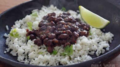 Photo of Quick and Delicioso Cuban Style Black Beans
