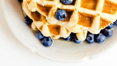 Photo of Allergy-Friendly Waffles Recipe (Gluten-Free & Top Allergen-Free)