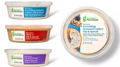 Photo of Target's Good & Gather Cashew Dips Reviews & Info (Plant-Based)