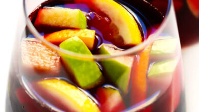 Photo of The BEST Sangria Recipe! | Gimme Some Oven